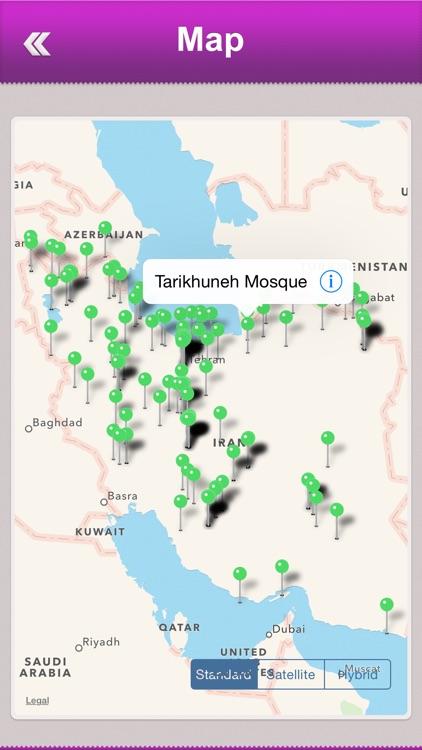 Iran Tourism screenshot-3