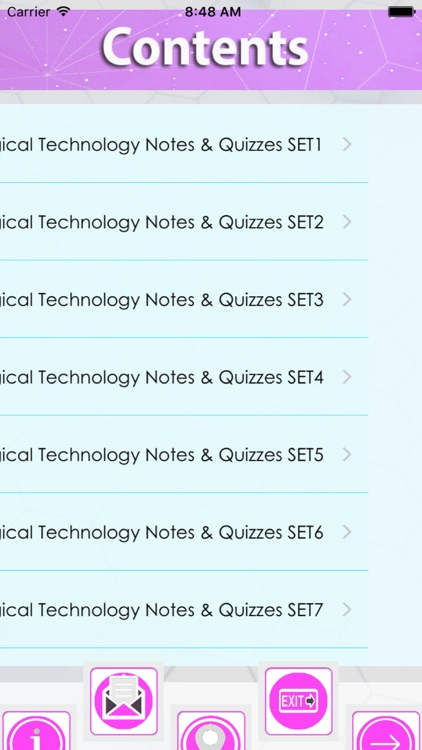 Surgical Technology Study Note 5400 Q&A Exam Review screenshot-4
