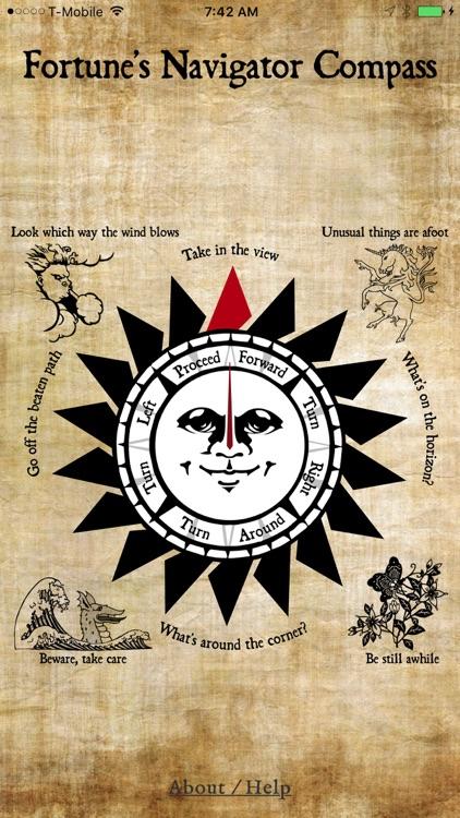 Fortune's Navigator Compass