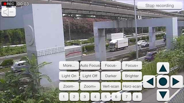 Foscam IP Camera Viewer screenshot-2