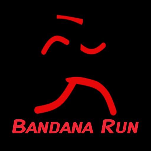 Bandana Run - An Endless Smashy Dash Geometry Adventure