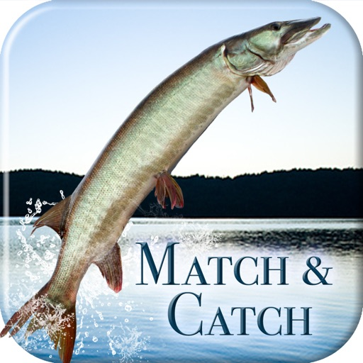 i Fishing Match and Catch