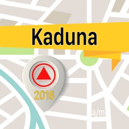 Kaduna Offline Map Navigator and Guide
