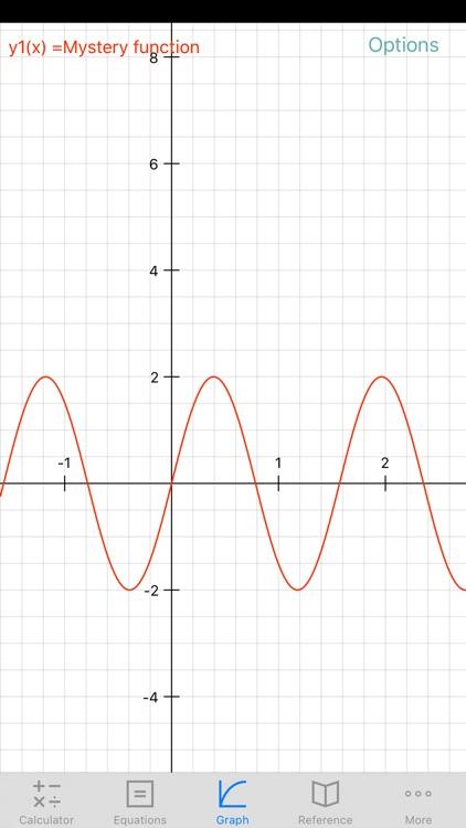 Scientific Graphing Calculator 2 screenshot-3