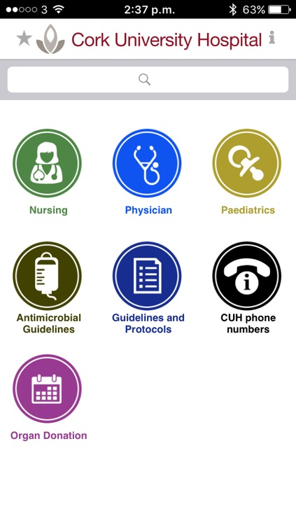 Cork University Hospital ICU Guidelines by Medical EGuides