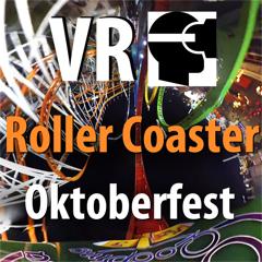 VR Virtual Reality Oktoberfest Roller Coaster Rides