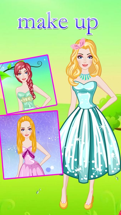 Flower Fairy Hairstyles Dress Up - Wedding -Princess screenshot two