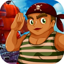 Hunting King Pirates of the Sea in Treasure Island - Casino Vegas Spin World