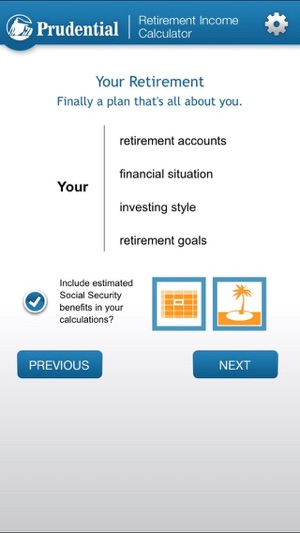Prudential retirement by prudential financial, inc. Finance.