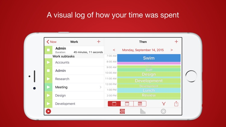 Now Then Pro - Time Tracker and Timesheet Management screenshot-3