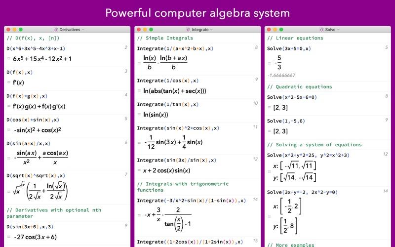 Mathstudio Symbolic Graphing Calculator App Price Drops