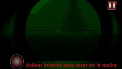 Selva francotirador caza: Cazar animales de la selCaptura de pantalla de3