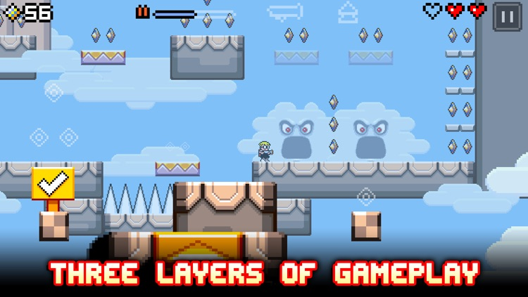 Mutant Mudds screenshot-1
