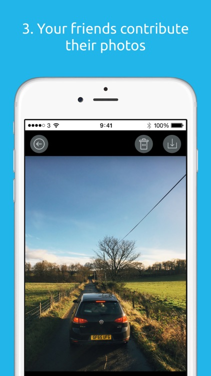 Lifebox - Easily collect photos from friends screenshot-3