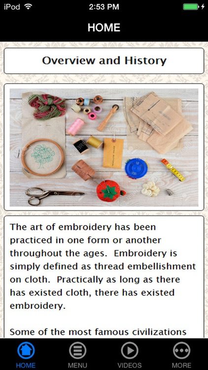 Best Sewing & Embroidery Made Easy Guide & Techniques for Beginners