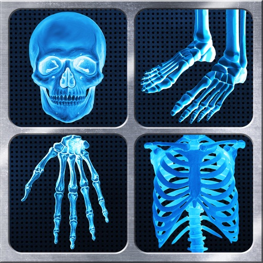 X-Ray Full Body Prank iOS App