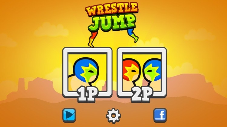 Wrestle Jump screenshot-4