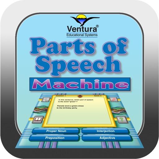 Parts of Speech Machine