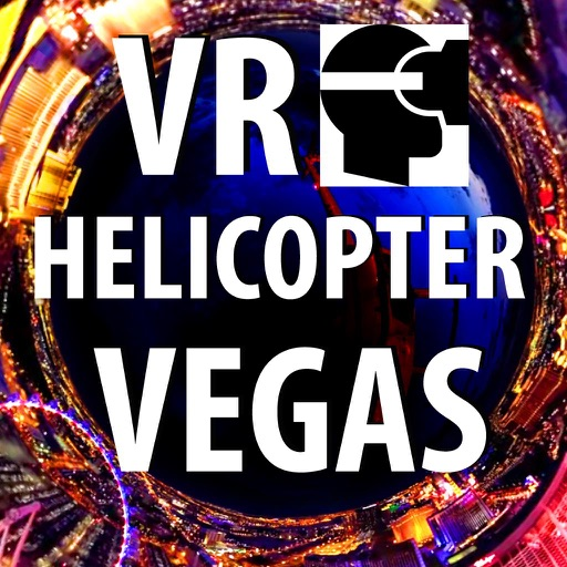 VR Virtual Reality Helicopter Flight Las Vegas