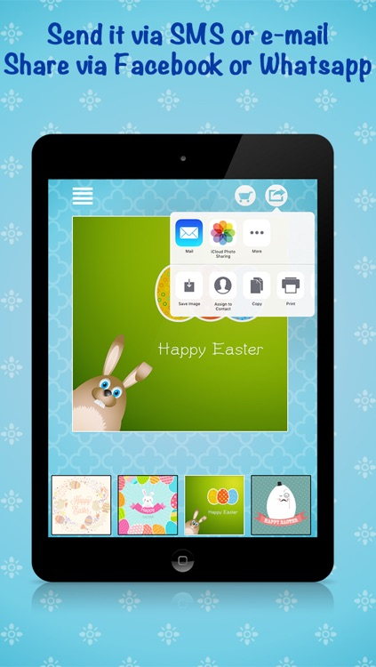 Happy Easter Cards & Greetings screenshot-4