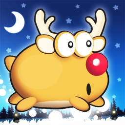 Chubby Jump - Endless Night Adventure