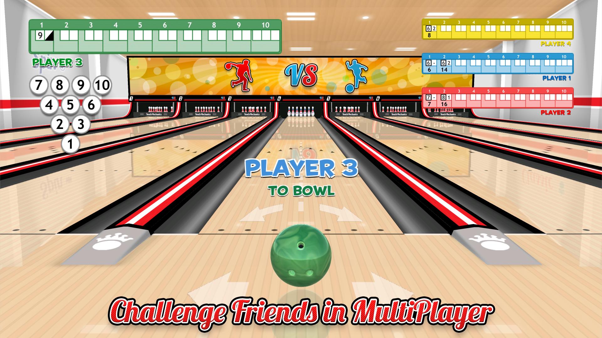 Strike! Ten Pin Bowling screenshot 13