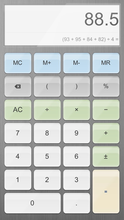 Calculator! screenshot-3