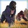 Gorilla Monkey Running Adventure Game For Free