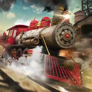 火车 模拟器 . 免费 地铁 列车 竞赛 三维 游戏