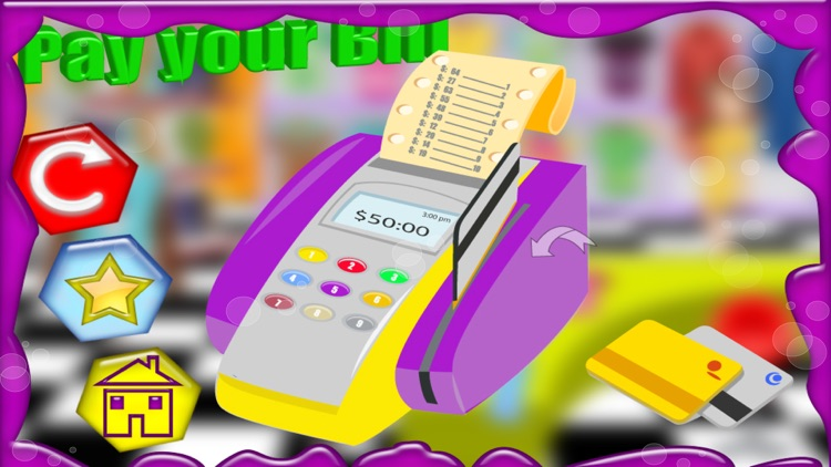 Supermarket Boy Party Shopping - A crazy market gifts & grocery shop game screenshot-4