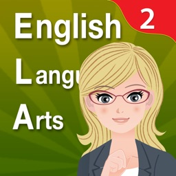 Grade 2 ELA - English Grammar Learning Quiz Game by ClassK12 [Lite]