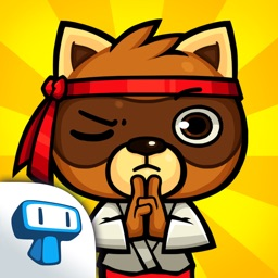 Please be Quiet - Do Not Disturb the Virtual Pet Raccoon