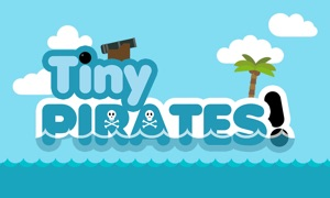 Tiny Pirates! - Pirate Cannons Battle (Up to 6 Players)