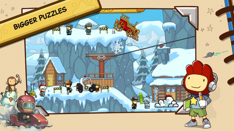 Scribblenauts Unlimited screenshot-3
