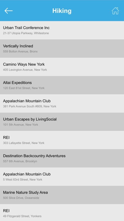 New York National Recreation Trails screenshot-3