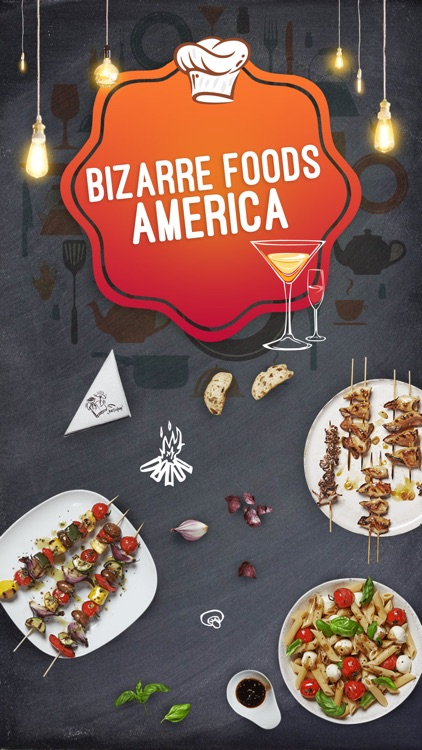 Bizarre Foods America Restaurants