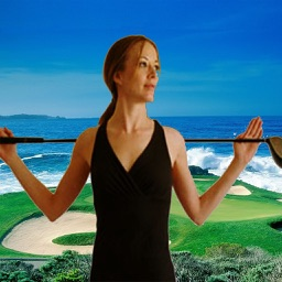 Posture on the Tee (Golf) Lite by Myriah