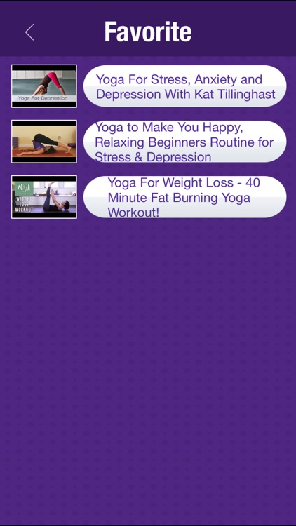 Yoga for Stress Relief, Anxiety, Depression & Deep Sleep screenshot-1
