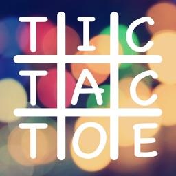 Tic Tac Toe - 2 player - FREE