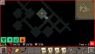 ローグサガ screenshot1