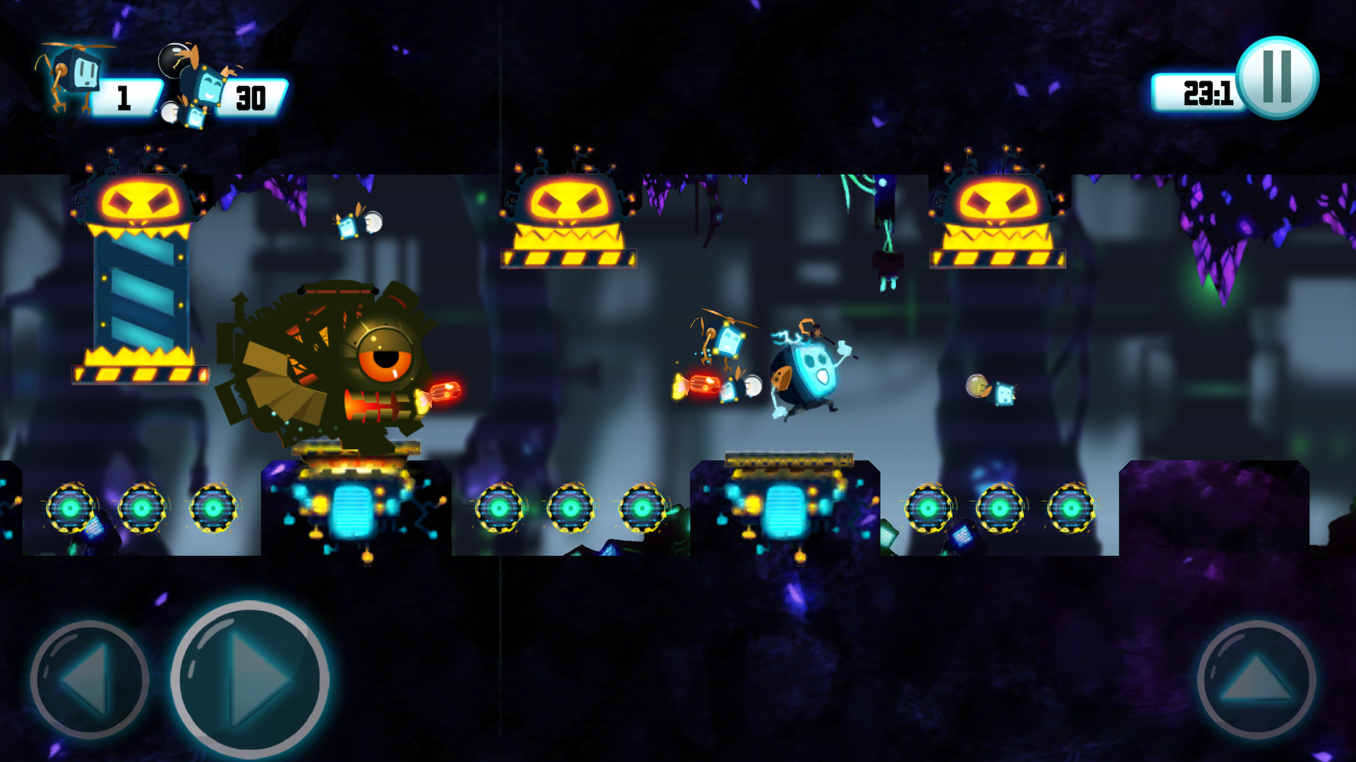 Mechanic Escape screenshot 15