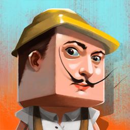 Ícone do app Squareface