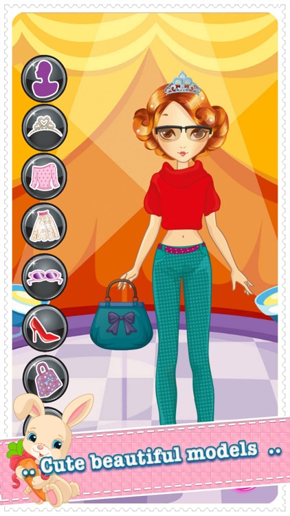 Pretty Girl Celebrity Dress Up Games - The Make Up Fairy Tale Princess For Girls screenshot-3