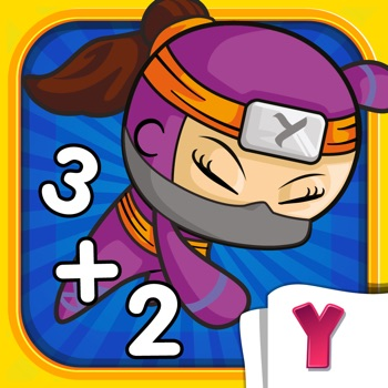 MathHeroes 1 Free: Basic Fun Math for Kids