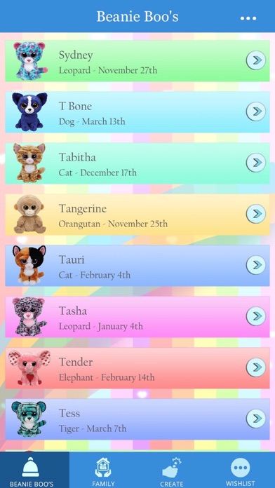 My Collection Beanie Boos Screenshot
