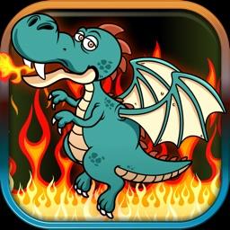 Dragon Fire Pyro Fantasy: Rise of War Dragons