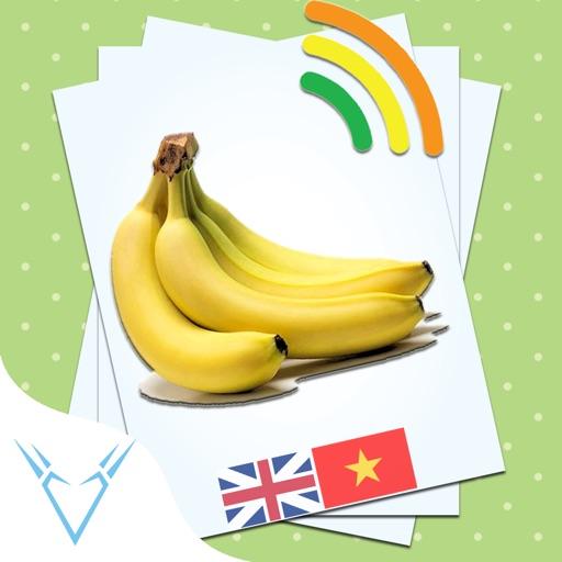 Bé Vui Học Tiếng Anh - Việt iOS App
