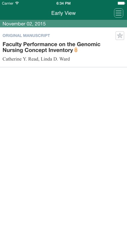 Journal of Nursing Scholarship App screenshot-4