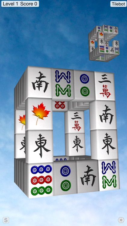 Moonlight Mahjong screenshot-0