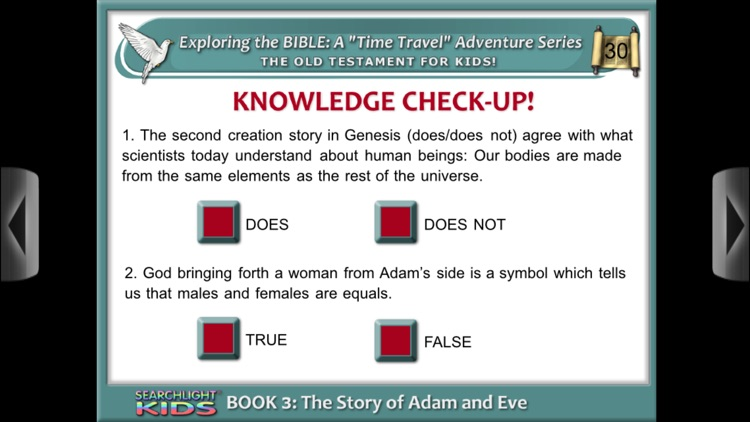 Searchlight® Kids: Exploring the Bible 3 screenshot-3